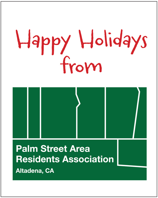 Happy Holidays from PSARA